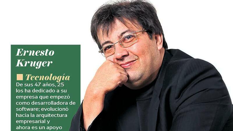 Especial Revista Líderes 2014 – Ernesto Kruger