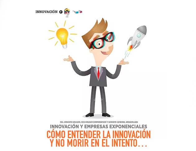 Cómo entender la innovación… y no morir en el intento