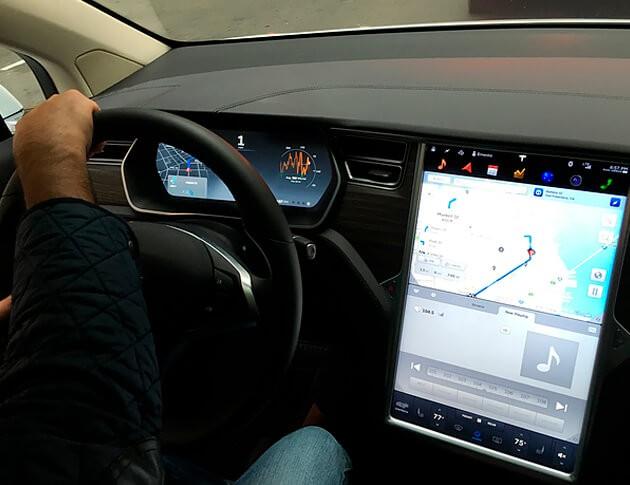 Tecnología, inteligencia, confort…¡Tesla!