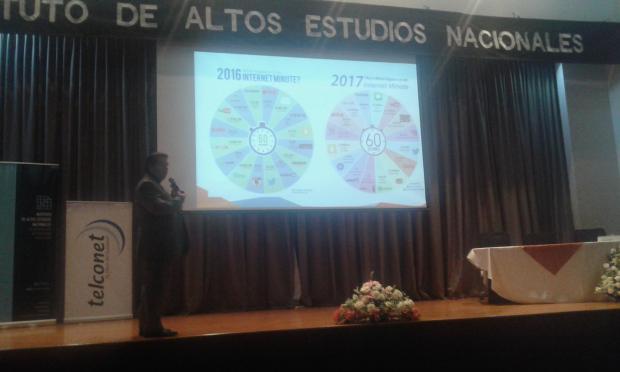 ICEDEG 2017 in Quito, Ecuador