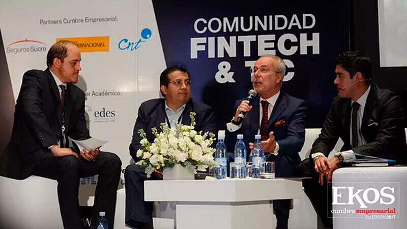Lo que dejó la #CumbreEkos: comunidad Fintech & TIC